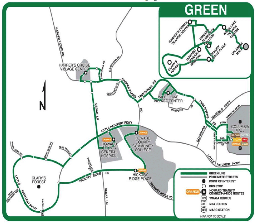 Projects Map|Center for Transportation and the Environment